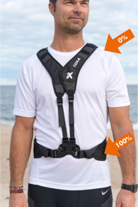 CoXa carry backpack - 8 Liter