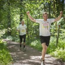 nationaldagen 6 juni Ekebyloppet glädje i skogen