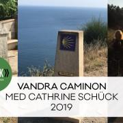 Caminovandring, juni 2019