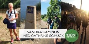 Caminovandring, en vecka - A+B: Full betalning direkt (om så önskas), del i dubbelrum