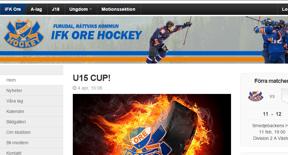 IFK ORE HOCKEY