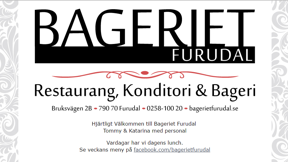 BAGERIET I FURUDAL