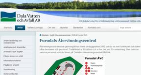 FURUDALS ÅTERVINNINGSCENTRAL