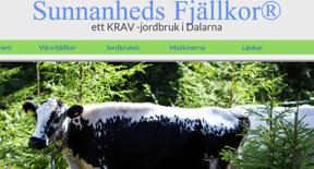 SUNNANHEDS FJÄLLKOR