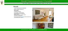 NORSK VETERANMUSEUM BOENDE