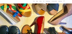 LA GUNILLA Y SUS ZAPATOS -webshop