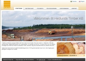 HEDLUNDS TIMBER AB