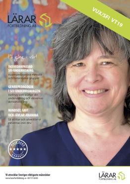 Info om Ivanas kurser via LärarfortbildningAB