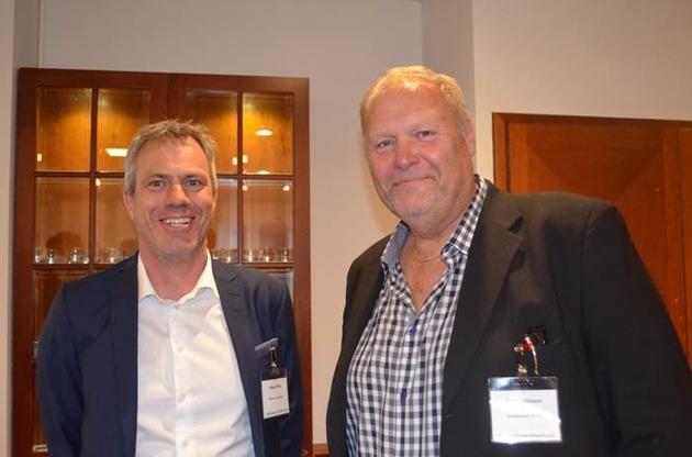 Håkan Wing, Bröderna Hanssons, och Peter Olsson, SFR.