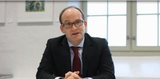 """HaV:s generaldirektör Jakob Granit i intervju: """"Vi vet att de här vraken utgör en stor miljörisk"""""""