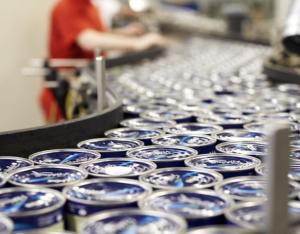 Tillverkningen i Kungshamn. Foto: Orkla Foods