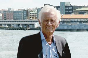 """Yngve Björkman: """"Havet utnyttjas dåligt som skafferi"""" – Man måste produktutveckla. Mindre än 5 procent av det vi äter kommer från havet, säger Yngve Björkman som efter 20 år som ordförande för Fiskbra"""