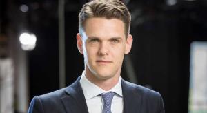 Christofer Fjellner (M), EU-parlamentariker. Pressbild.