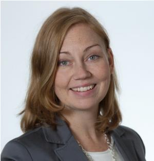 Tove Larsson, ny näringslivschef på Livsmedelsföretagen. Foto: Livsmedelsföretagen