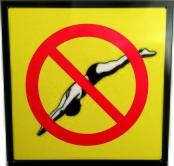 Dykning förbjuden