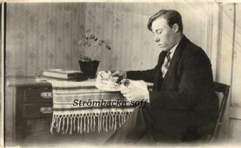 George Bohlin