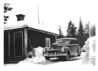 GRINDSTUGAN i BÖRJAN AV 1950--TALET