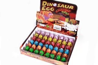 Dinosaurieägg mini -
