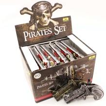 Pirat pistoler 2-pack