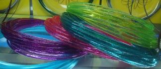 Flow-rings Glitter -