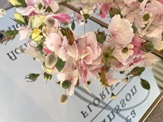 Blomstersmycke - En Hårkrans