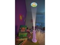 HABA Nattlampa, Ficklampa & Projektor Rosa