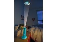 HABA Nattlampa, Ficklampa & Projektor Blå