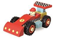 Racerbil Trä