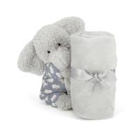Little Jellycat Bedtime Elephant Snutte