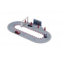 Kids Concept Racerbilbana Blå