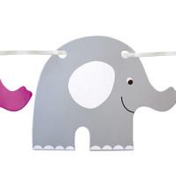 Jabadabado Vimpel Elefant
