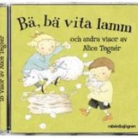 Bä Bä Vita Lamm musik-CD