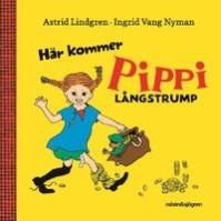 Bok: Här kommer Pippi Långstrump