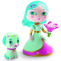 Art Toys Luna & Blue