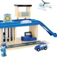 Polisstation Lekset