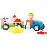 Dragleksak Traktor & Bonde