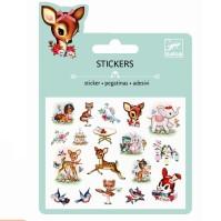 Stickers Puffy