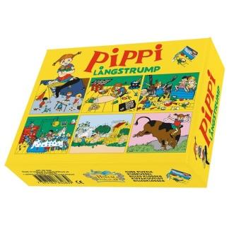 Pippi Långstrump Kubpussel -