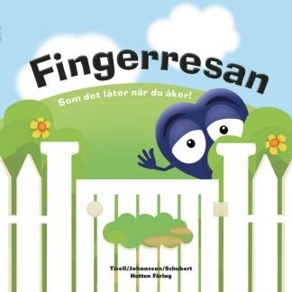 Babblarna, bok - Fingerresan -