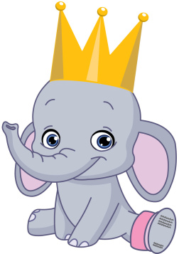 lilla elefant Kristinehamn logo