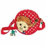 Pippi Rund Väska