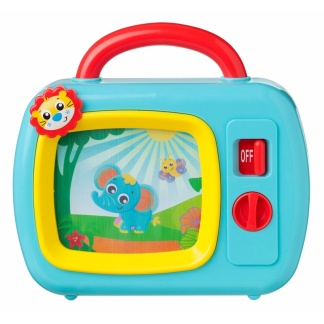 Playgro Sights And Sounds Music Box Tv -
