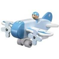 Kids Concept Flygplan, Blått