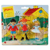 Pippi, Tommy & Annika - Lekfigurer