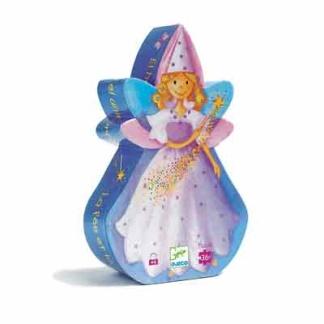 Pussel - Fairy & Unicorn - Pussel Fe & Enhörning