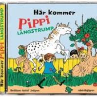 CD - Här kommer Pippi Långstrump