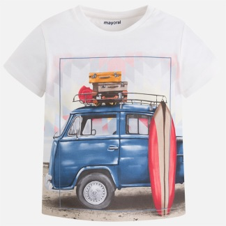 Mayoral - T-shirt, Surfing - Stl 98