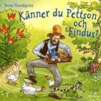 Bok: Känner du Pettson och Findus?