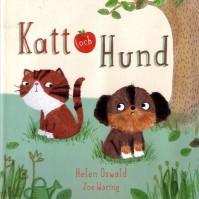Bok: Katt och Hund