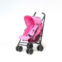 Babytrold resevagn, Sprinter - rosa